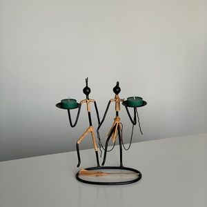 Other - African theme candle holder